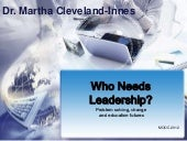 Who needs leadership mooc