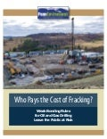 PennEnvironment Report: Who Pays the Costs of Fracking?