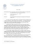 Presidential Memo - Social Media and the Paperwork Reduction Act