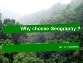 Why Choose Geography Option
