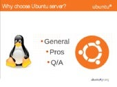 Why choose ubuntu server