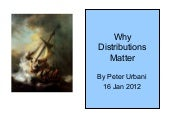 Why distributions matter ( 20 dec 2...