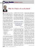 Why You Need to be on Facebook - Digital Dealer Magazine