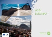 Why Doing Business in Estonia?