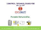 dehumidifier supplier in Dubai, Qat...