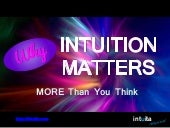 Why Intuition Matters More Than You Think