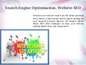 Why search engine optimisation ( se...