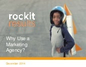Why Use a Marketing Agency? What Value Does an Agency Bring?