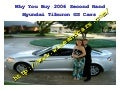 Why You Buy 2006 Second Hand Hyundai Tiburon Gs Cars