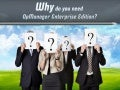 Why do you need OpManager Enterprise Edition?