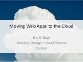 WI .NET UG - Moving Web Apps to the...
