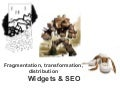 Widgets & Seo For Digital Publishing