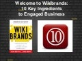 Wikibrands Essentials