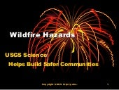 Wildfire Hazards