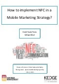 Master thesis mobile marketing