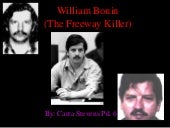 William Bonin Carra Stevens Pd 6