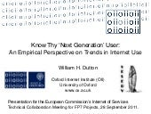 Willian Dutton plenary io s2011 wit...