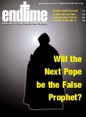 Will the next pope be the false pro...