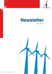 Wind Force Newsletter   July, Editi...