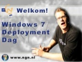 Windows 7  Deployment