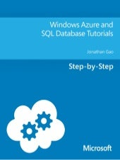 Windows azure sql_database_tutorials