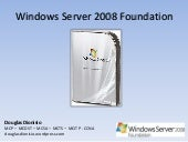 Windows server 2008 foundation