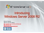 Windows Server 2008 R2 Overview Jor...