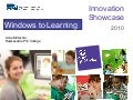 Windows to learning