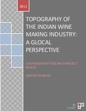 TOPOGRAPHY OF THE INDIAN WINE MAKIN...