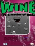 Wine its a matter of taste