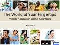 The World at your Fingertips | MWC 2013 | WIN/GIA
