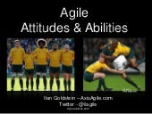 Agile Attitudes and Abilities - Ila...