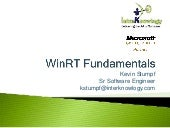 Win rt fundamentals