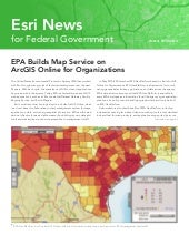 Esri News for Federal Government Wi...