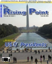 The Rising Point - Winter 2011
