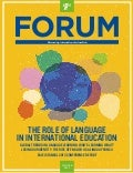 Language: everybody's talking (about) it | 2013 Winter EAIE Forum member magazine