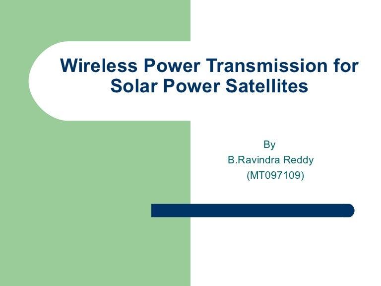 Solar Satellite Power System Ppt Solar-power-satellites