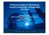 Wireless Breakfast Briefing