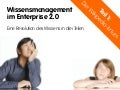 Der Wikipedia Irrtum: Wissensmanagement im Enterprise 2.0