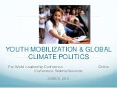 Youth Mobilization & Global Climate...
