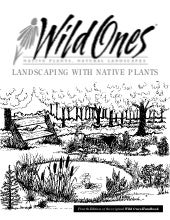 Wild Ones Handbook: Landscaping wit...