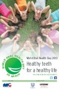 World Oral Health day. Federation Dentaire International