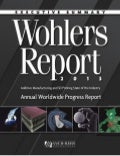 Wohlers report 2013 : Additive Manudacturing and 3D Printing State of the Industry