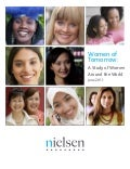Nielsen - Women of tomorrow