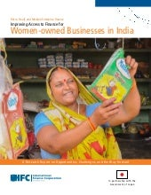 Women owned Business in India 2014 ...