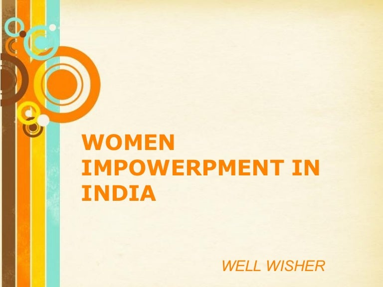 Essay on women empowerment