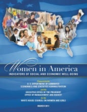 Women In America: Indicators of Soc...