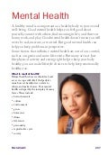 Global Medical Cures™ | Women's Health- MENTAL HEALTH