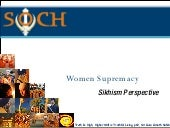 Women Supremacy
