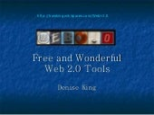 Wonderful Web 2.0